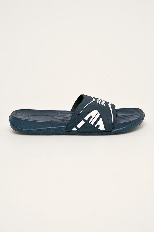 námořnická modř Aqua Speed - Pantofle Pánský