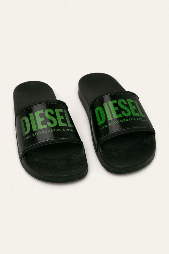 Diesel - Pantofle černá