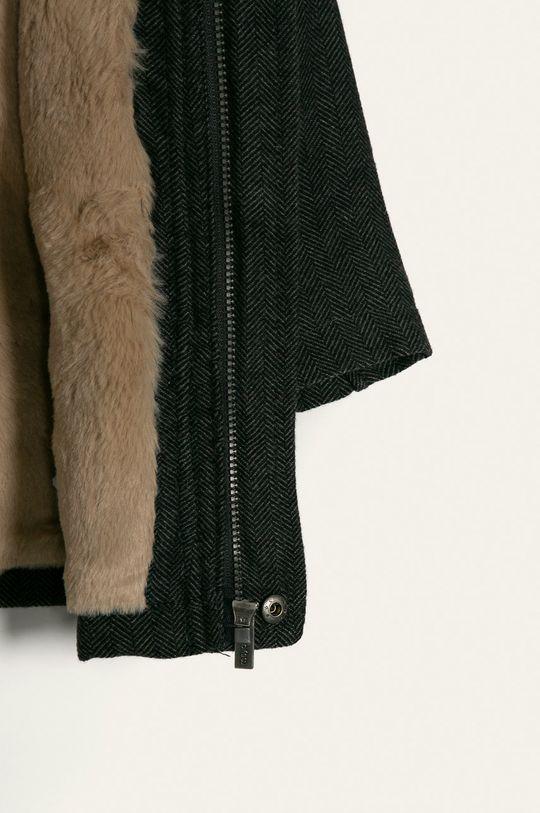 sivá Mayoral - Detský kabát 74-98 cm