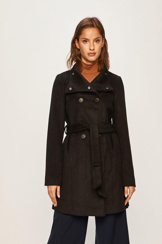 čierna Vero Moda - Kabát Dámsky