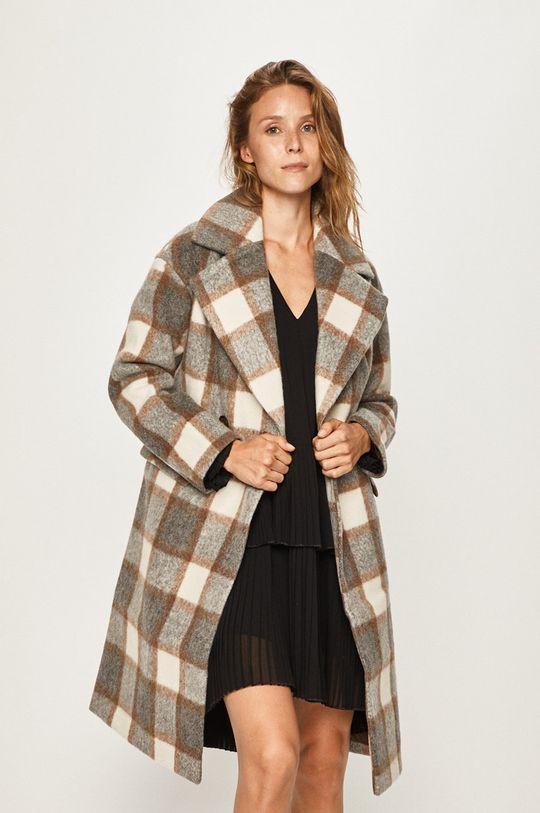 hnedá Glamorous - Kabát Dámsky
