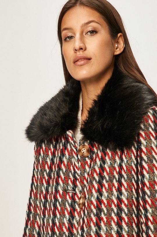 Glamorous - Kabát červená
