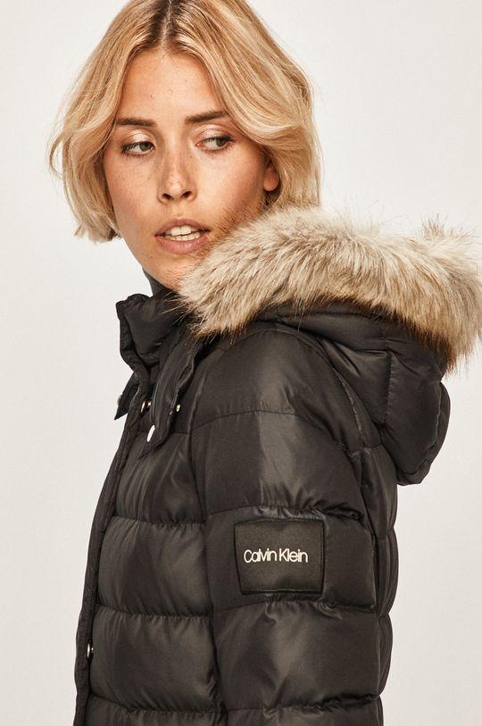 černá Calvin Klein - Péřová bunda