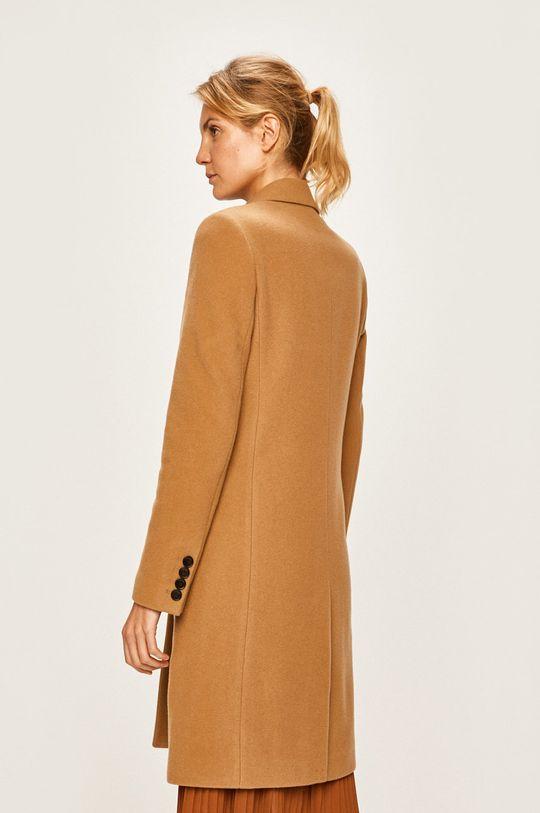 Calvin Klein - Kabát  Základná látka: 20% Nylón, 70% Panenská vlna, 10% Iná látka