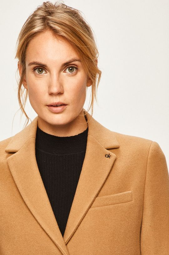 Calvin Klein - Kabát Dámsky