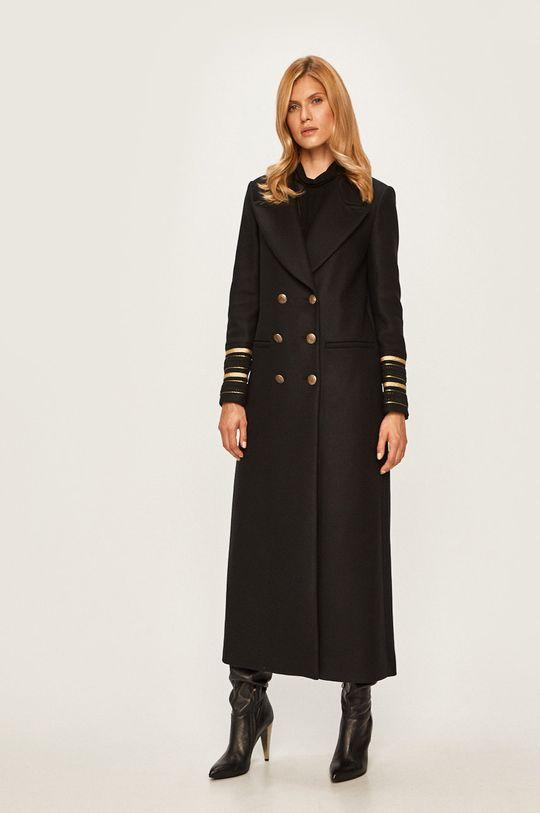 negru Twinset - Paltoni De femei