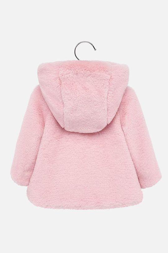 Mayoral - Detský kabát 74-98 cm ružová