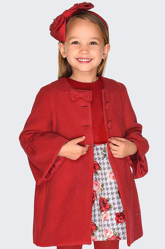 červená Mayoral - Detský kabát 92-134 cm Dievčenský