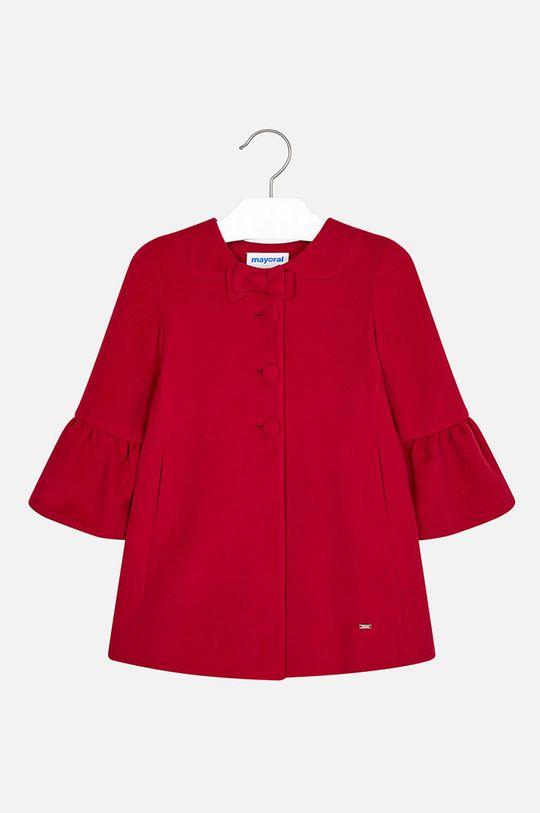 Mayoral - Detský kabát 92-134 cm červená