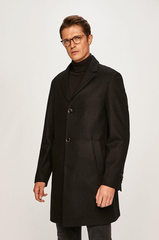 černá Pierre Cardin - Kabát