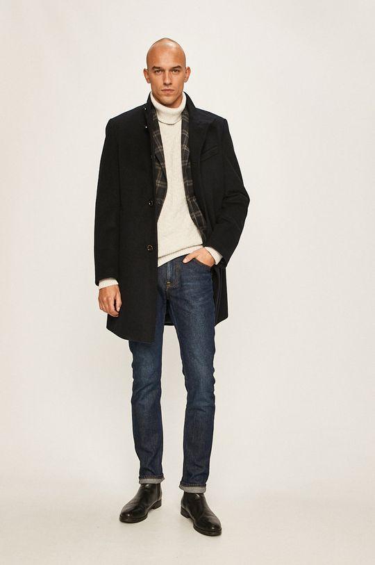 Pierre Cardin - Kabát námořnická modř