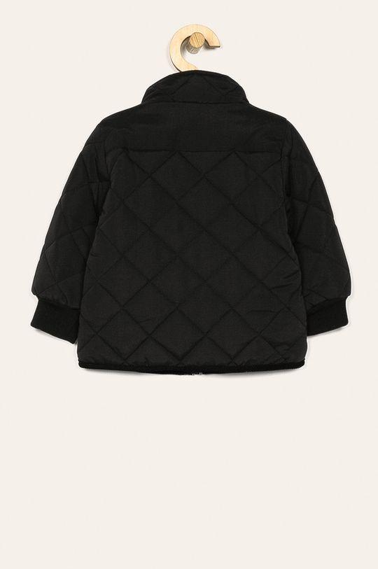 Name it - Detská bunda 80-110 cm čierna