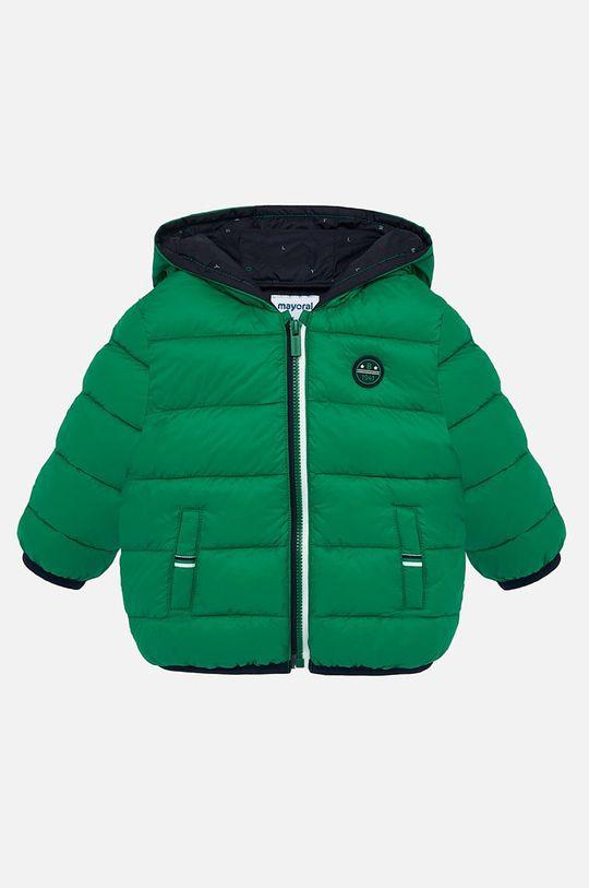 zelená Mayoral - Detská bunda 74-98 cm Chlapčenský