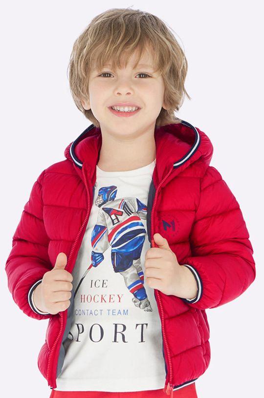 červená Mayoral - Detská bunda Chlapčenský