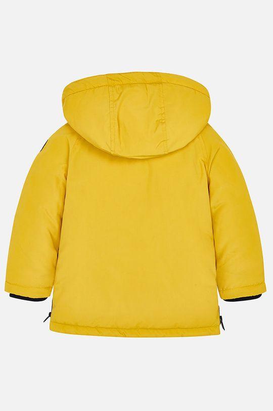 Mayoral - Detská bunda 92-134 cm žltá