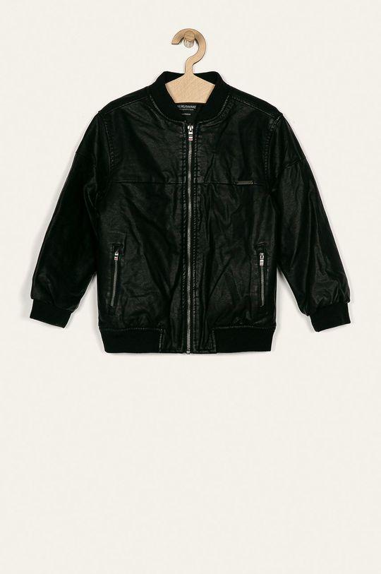 čierna Mayoral - Detská bunda 128-172 cm Chlapčenský