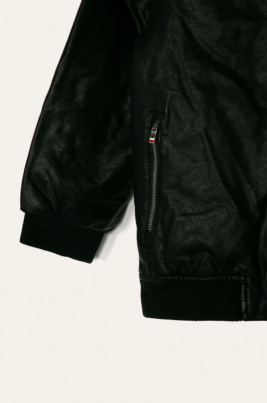 Mayoral - Detská bunda 128-172 cm čierna