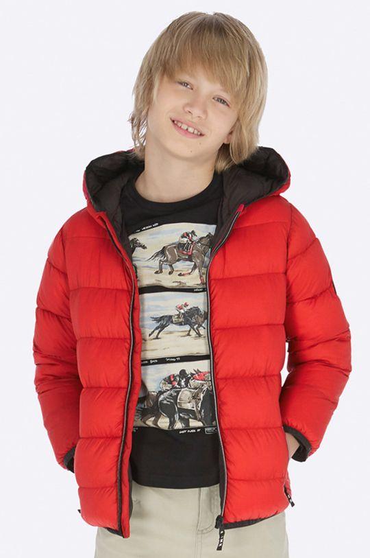 červená Mayoral - Detská bunda 128-172 cm Chlapčenský