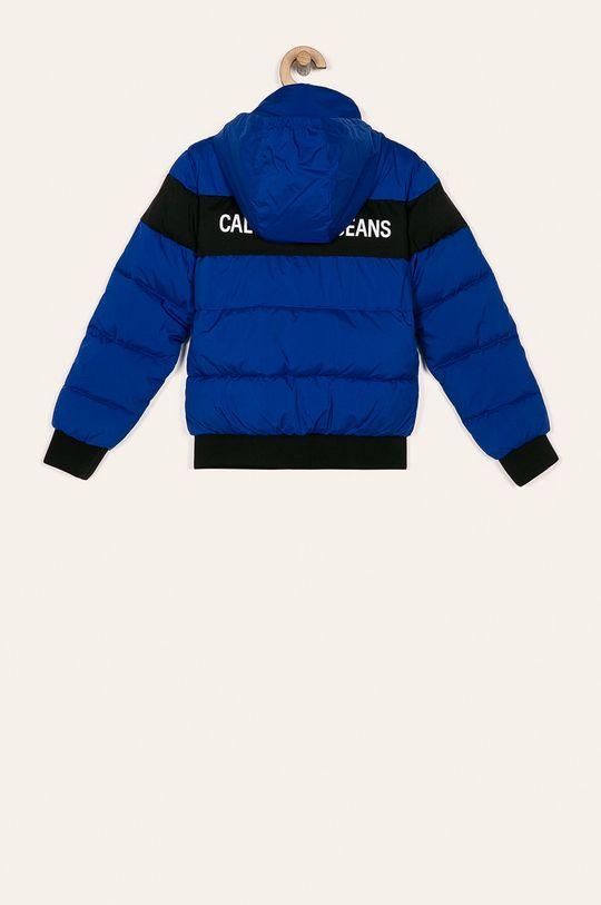 Calvin Klein Jeans - Geaca copii albastru