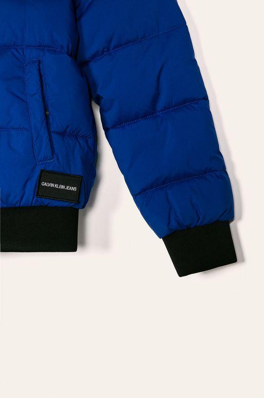 albastru Calvin Klein Jeans - Geaca copii