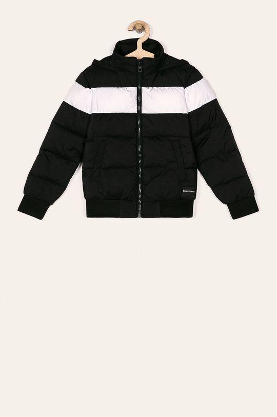 negru Calvin Klein Jeans - Geaca copii De băieți
