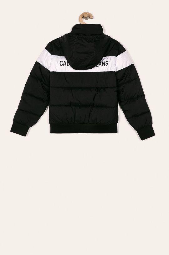 Calvin Klein Jeans - Geaca copii negru