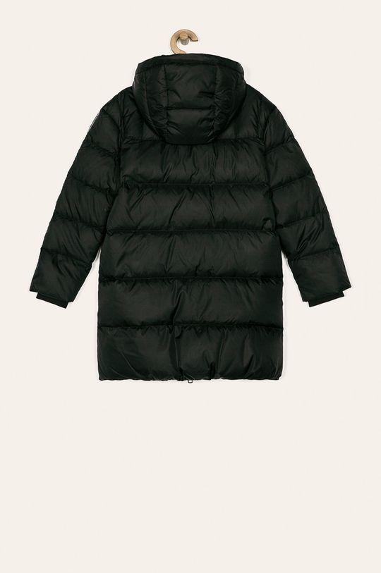 Calvin Klein Jeans - Detská páperová bunda 140-176 cm čierna