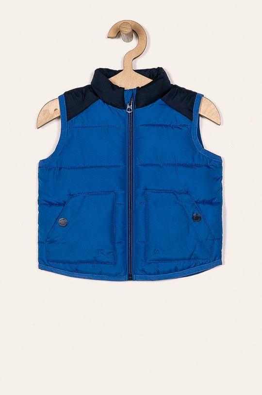 modrá Blukids - Detská vesta 74-98 cm Chlapčenský