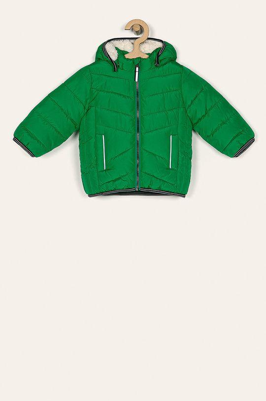 наситенозелен Name it - Детско яке 80-122 cm Момче