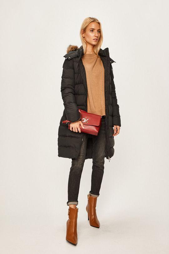 Polo Ralph Lauren - Péřová bunda černá