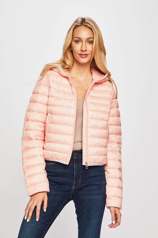 růžová Calvin Klein Jeans - Bunda Dámský