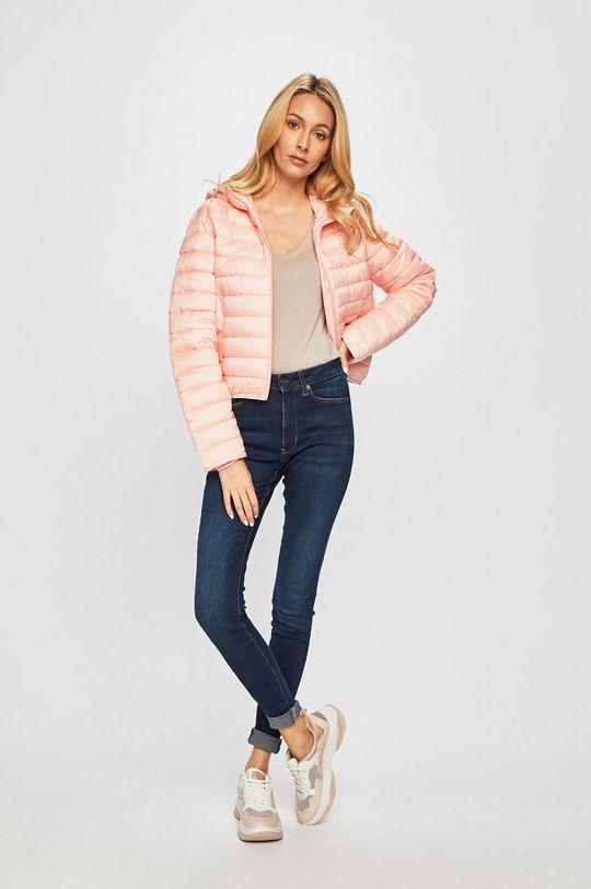 Calvin Klein Jeans - Bunda růžová