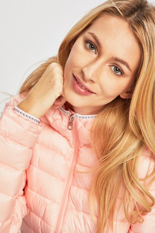 růžová Calvin Klein Jeans - Bunda