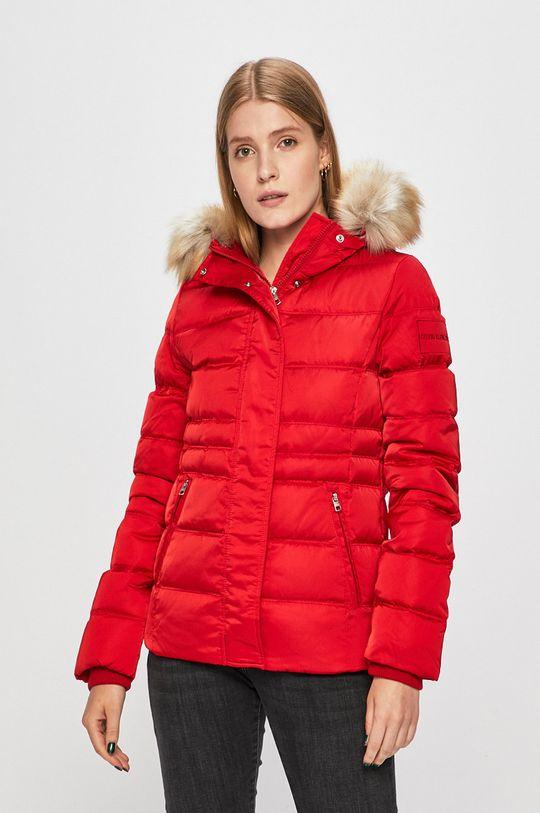 červená Calvin Klein Jeans - Bunda Dámský