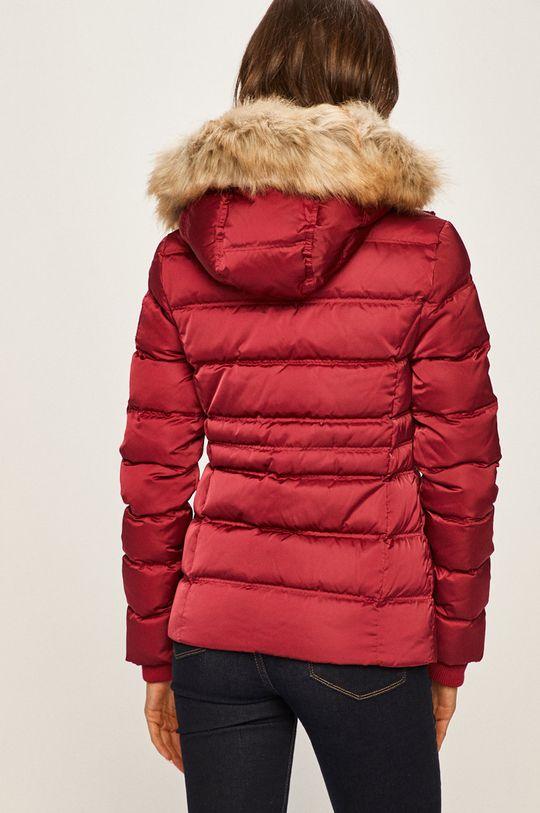 Calvin Klein Jeans - Bunda Výplň: 30% Peří, 70% Kachní chmýří Hlavní materiál: 100% Polyester Umělá kožešina: 100% Akryl