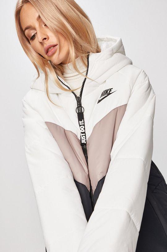světle šedá Nike Sportswear - Bunda