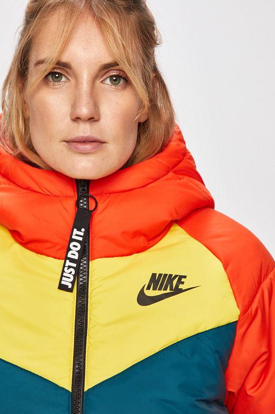 červená Nike Sportswear - Bunda