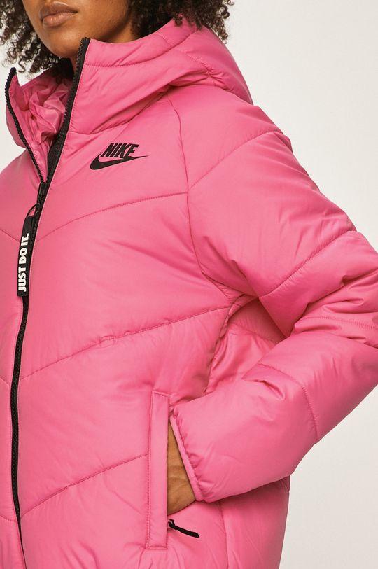orchidejová Nike Sportswear - Bunda