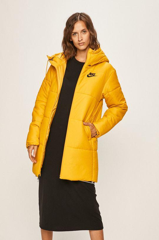 Nike Sportswear - Bunda žlutá