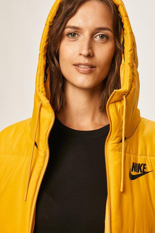 žlutá Nike Sportswear - Bunda