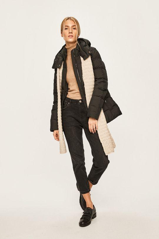 Polo Ralph Lauren - Páperová bunda čierna