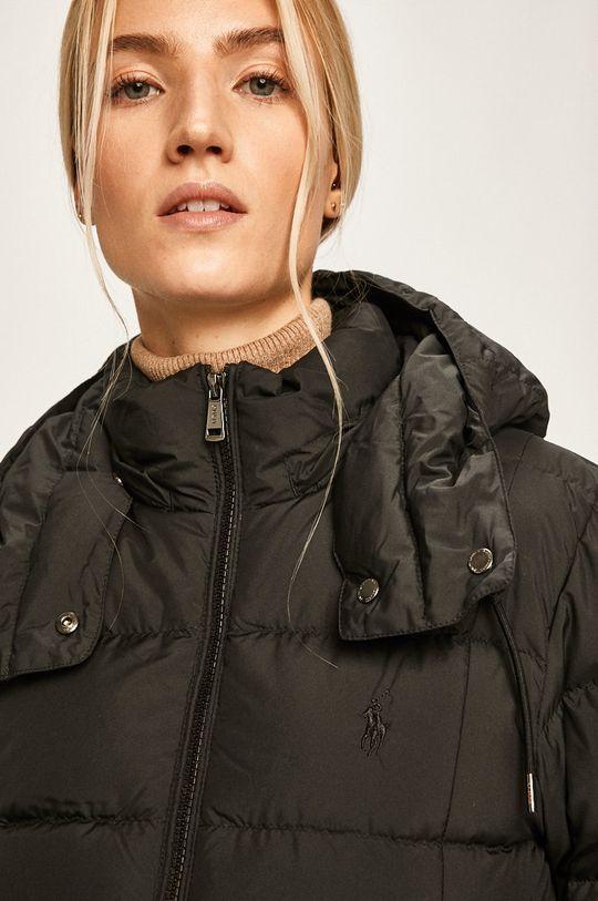 čierna Polo Ralph Lauren - Páperová bunda
