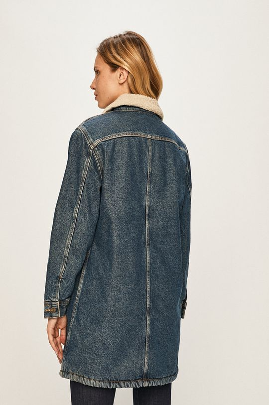 Lee - Rifľová bunda  Podšívka: 30% Akryl, 70% Polyester Základná látka: 100% Bavlna