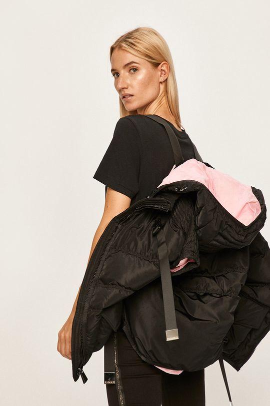 Pinko - Bunda  Podrážka: 100% Polyamid Výplň: 100% Polyester Hlavní materiál: 100% Polyester