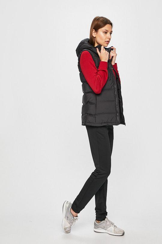 adidas Performance - Péřová vesta černá