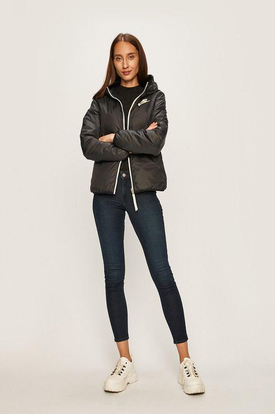 Nike Sportswear - Oboustranná péřová bunda Podšívka: 100% Polyester Výplň: 25% Peří, 75% Chmýří Hlavní materiál: 100% Polyester