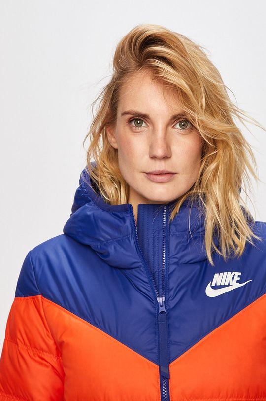 modrá Nike Sportswear - Péřová bunda