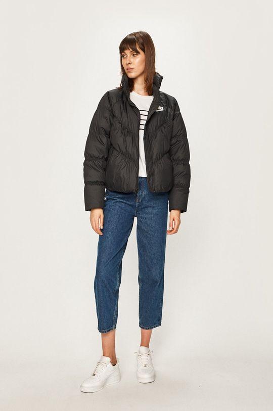 Nike Sportswear - Péřová bunda černá