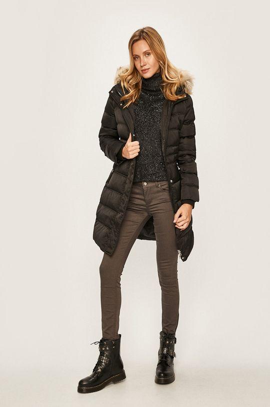 Calvin Klein Jeans - Geaca de puf negru
