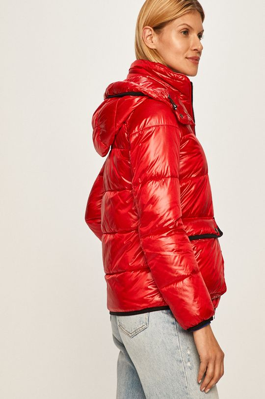 Geox - Bunda Podšívka: 100% Nylon Výplň: 100% Polyester Hlavní materiál: 100% Nylon Podšívka: 2% Nylon, 98% Polyester